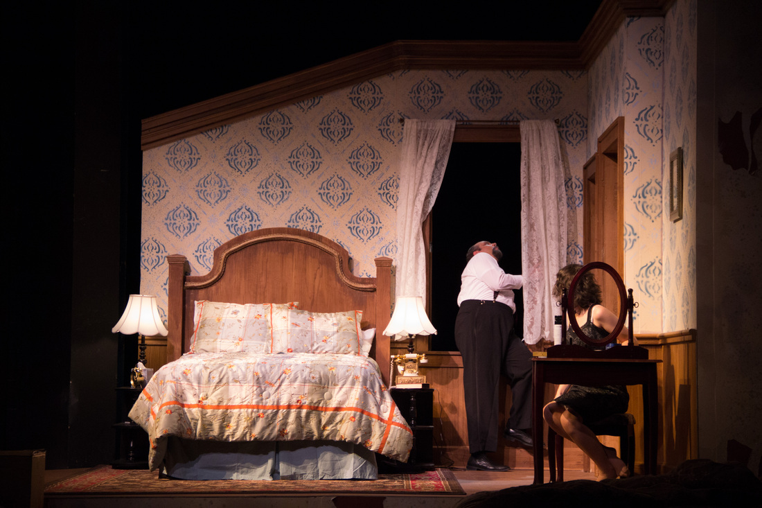 Bedroom farce austin peay state university we 39 re for Farce in english